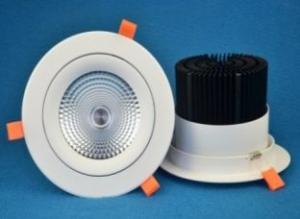 Встраиваемый поворотный светодиодный светильник PR-DL-R-45W