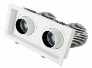 Карданный поворотный светодиодный светильник PR-LR-S02 60W