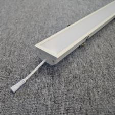 Встраиваемый линейный светодиодный светильник PR-RK7540 20W